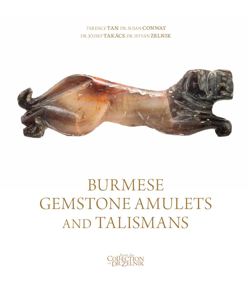 Burmese Gemstone Amulets and Talismans
